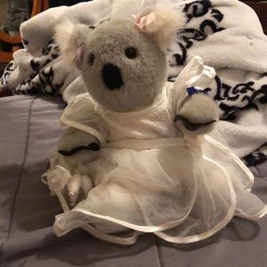 Koala Bear Build A Bear Bride